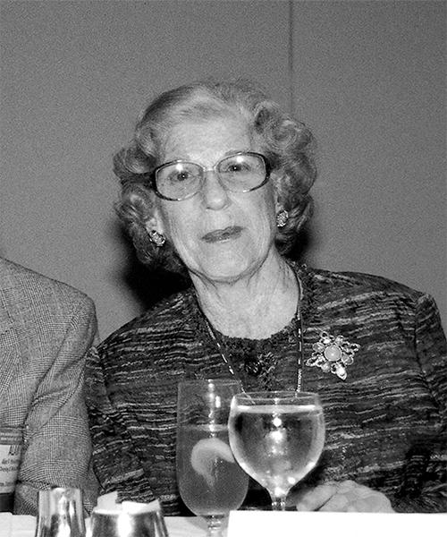 Joyce B. Wohlstetter