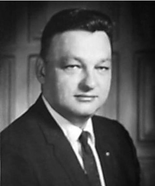 Donald E. Rowe